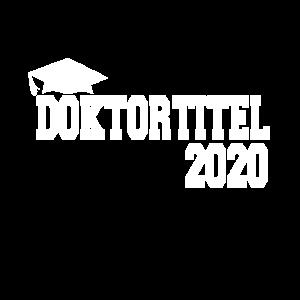 Doktortitel Tshirt Doktor 2020 Geschenk Doktoren