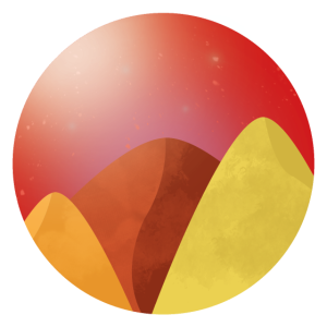 Berge Zeichnen Illustration Geschenke Formen