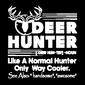 Deer Hunting Deer Hunter Definition