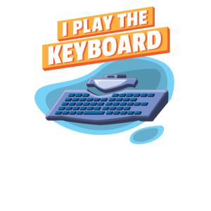 Gamer Keyboard Lustige Fingerpints Esports Wasd