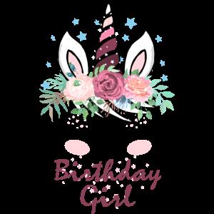 Geburtstag Geschenk Mädchen Birthday Girl