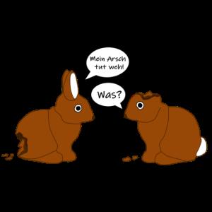 Frohe Ostern - Witz