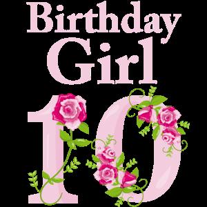 Geburtstag Geschenk Mädchen 10 Jahre