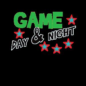 Game Day Night, Lanparty, Gaming, Gamer