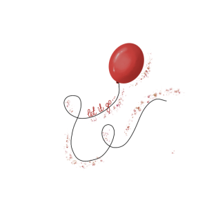 Let it Go luftballon