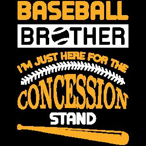 Baseball Brothers baseball fan Shirt