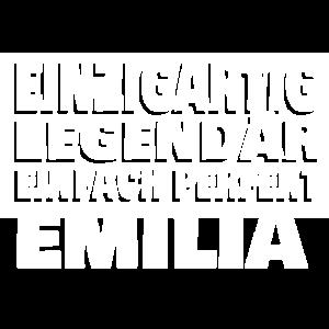 Legendaer Einzigartig perfekt 2 Emilia