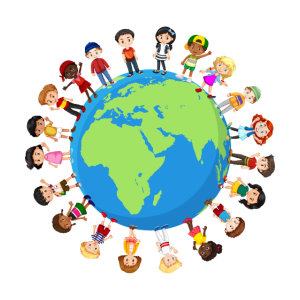 Tag Der Erde Umweltschützer Ökologie Kinder