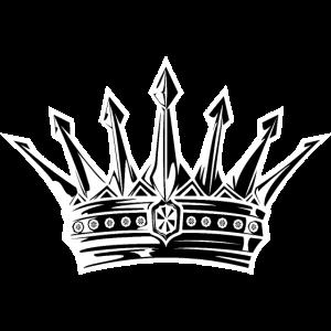 Krone - König - Königin - Prinzessin