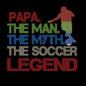 PAPA die Fußball Legende