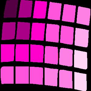 Quadrate violett