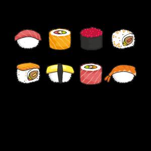 Sushi Japanische Sushi-lover