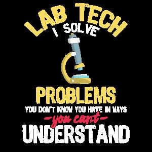 Labortechnik löst Probleme