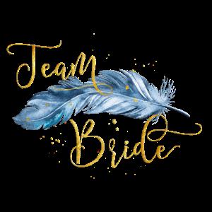 Feder Boho Team Bride 2