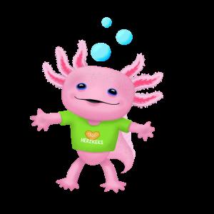 Axolotl Trendtier