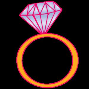 Diamant Ring Gold Karat
