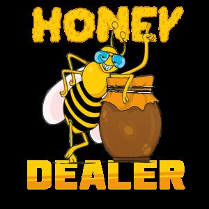 Honig Verkäufer