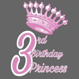 3rd Birthday Princess