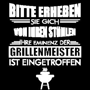 Grill Grillmeister Wurst Fleisch Fun Geschenkidee