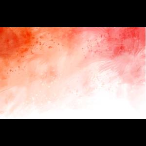Roter Orangener Farbverlauf