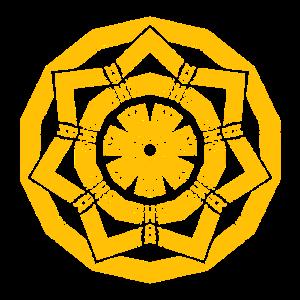 Geometrische Dekor Form