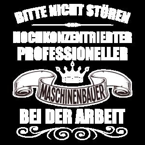 Maschinenbauer Kollege Spruch Geschenk