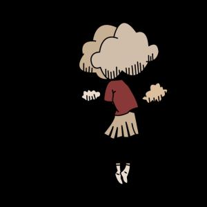 Tagträumer und Nachtdenker head in the clouds