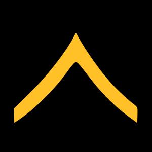 Private U.S. - Army (Alle Druckarten)