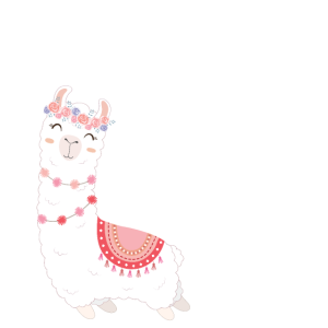 Team Bride Braut Alpaca Lama Alpaka JGA Party