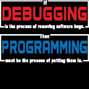 Debugging-Programmierung