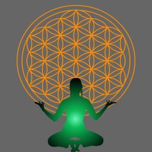 fleur de vie yoga n°4