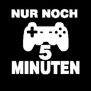 Gaming Zocken 5 Minuten Daddeln Teenager Lustig