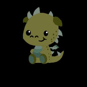 Kleiner Süßer Drache