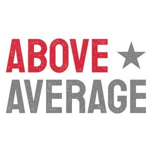 above average