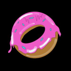Donut Grime pink