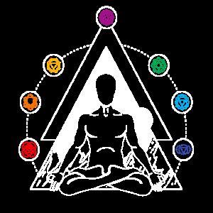 Yoga Chakra Spirituelles Meditieren 7 Chakren