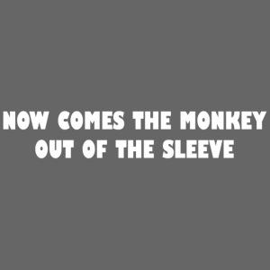 aap uit de mouw