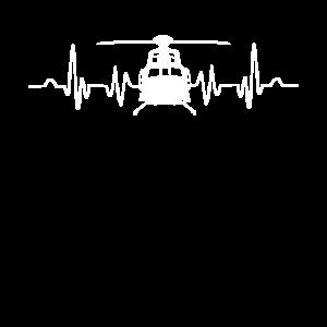 Helikopter Flug