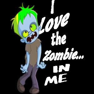 Der Zombie in mir !