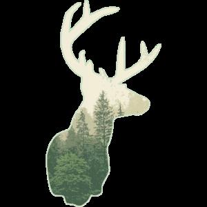 Hirschkopf Wald