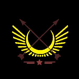 Sun Captain Arrow Design Trend