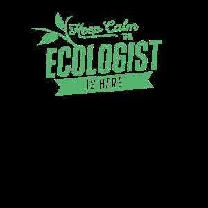 Ökologin Ökologie Öko Natur Team Ökologe Umwelt