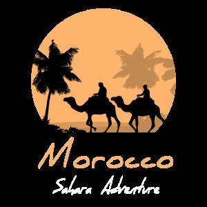 Marokko - Morocco - Karawane - Dromedar