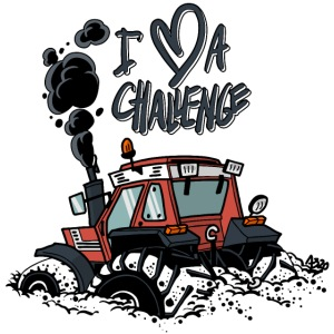 902 I LOVE A CHALLENGE