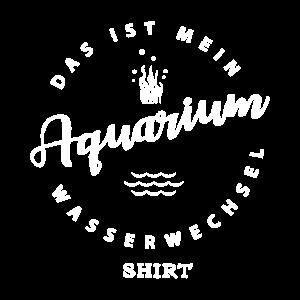 Das ist mein Aquarium Wasserwechsel Aquaristik
