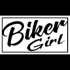 Biker girl rock motorrad biker patch kutte bikes