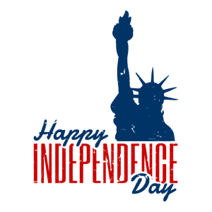 Happy Independence Day USA United States - America