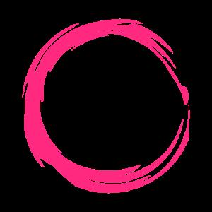 Kreis Rosa