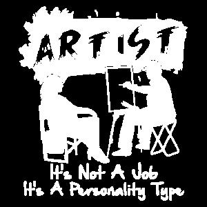 Künstler ist kein Job