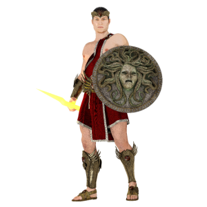 Griechischer Gott Zeus, Geschenk